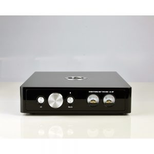 EBTB A1-BT (High Gloss Black) - Front