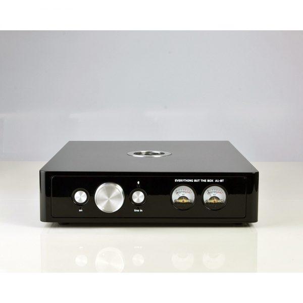 EBTB A1-BT (High Gloss Black) - Front