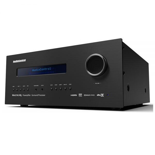 AudioControl Maestro M5 - Angled 2