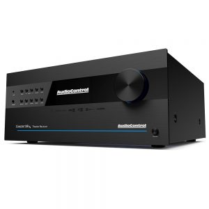 AudioControl Concert XR-4 - Angled