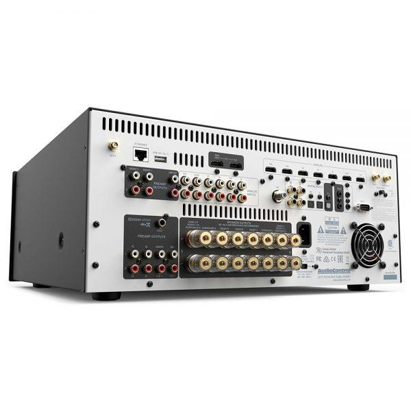 AudioControl Concert XR-4 - Back Angled