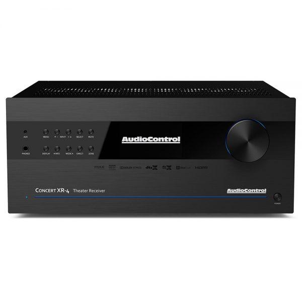 AudioControl Concert XR-4 - Front