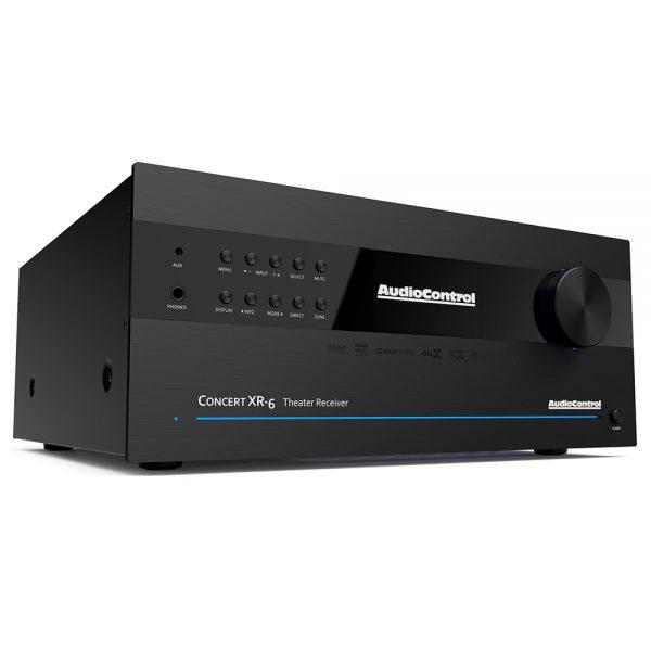 AudioControl Concert XR-6 - Angled