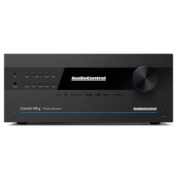 AudioControl Concert XR-6 - Front
