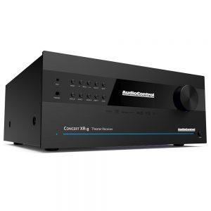 AudioControl Concert XR-8 - Angled