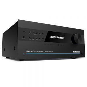 AudioControl Maestro X9 - Front