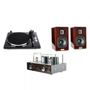 Blue Aura Blackline Home Audio System - SEW