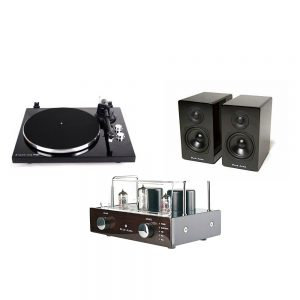Blue Aura Blackline Home Audio System - WB