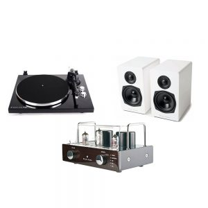 Blue Aura Blackline Home Audio System - WW