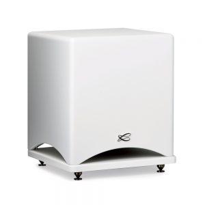 Cabasse Santorin 25M2 (Gloss White) - Angled