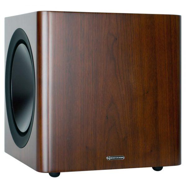 Monitor Audio Radius 390 (Wanut) - Angled