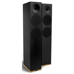 Tangent Spectrum X6 BT (Satin Black) - Angled