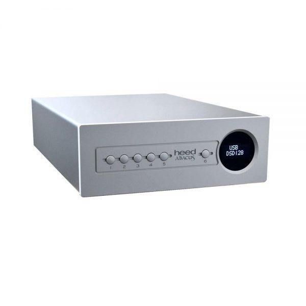 Heed Audio Abacus (Silver) - Angled