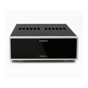 Heed Audio Thesis Omega (Black) - Front