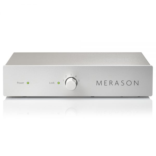 Merason Frérot (Silver) - Front