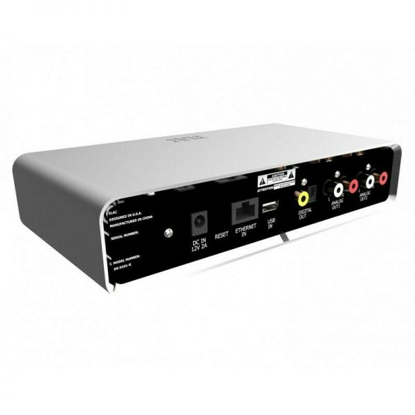 ELAC Discovery DS-101-G - Back Angled