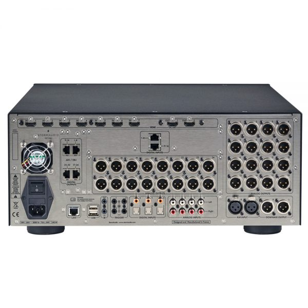 Storm Audio ISP.16 Analog MK2 - Back