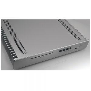 432 EVO Standard (Silver) - Angled