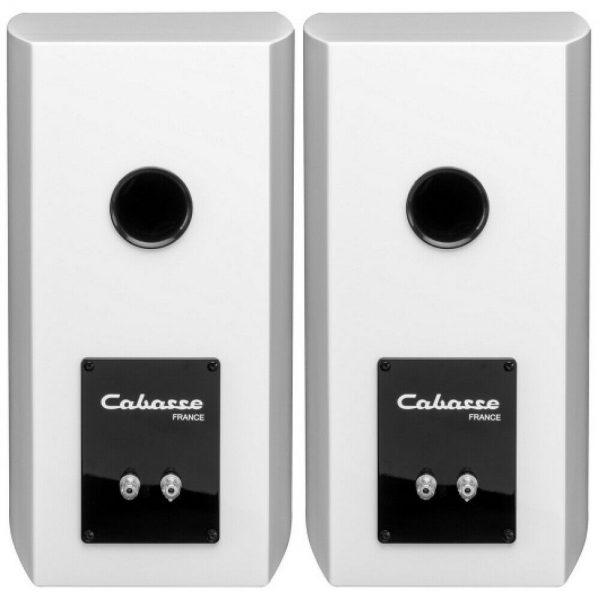Cabasse Antigua MC170 (Gloss White) - Back