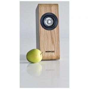Boenicke Audio W5 Speakers - Front Angled
