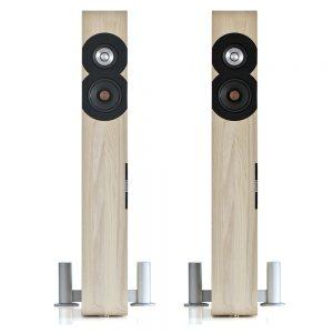 Boenicke Audio W8 Speakers - Front