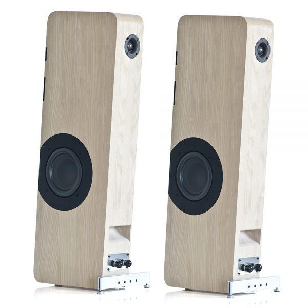 Boenicke Audio W8 Speakers - Rear