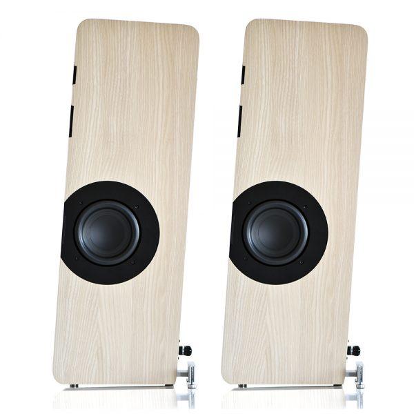 Boenicke Audio W8 Speakers - Side
