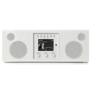 Como Audio Duetto (Piano White) - Front