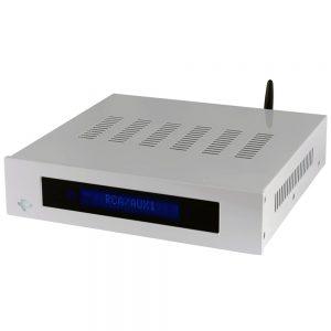 Totem KIN Amp (White) - Angled