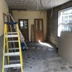 Office Upgrade Alfriston in Progress