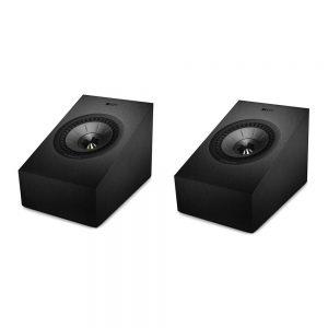 KEF Q50a (Satin Black) - Angled