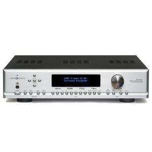 Cary Audio Cinema 12 (Silver) - Front