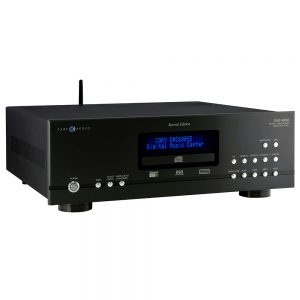 Cary Audio DMC-600SE (Black) - Left Angled