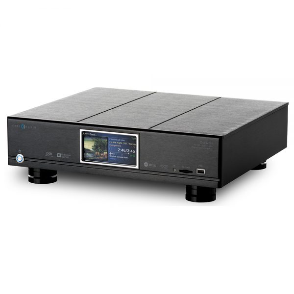 Cary Audio DMS-700 (Black) - Right Angled