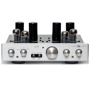 Cary Audio SLP-98 (Silver) - Front