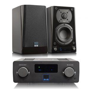 SVS Prime Wireless System (Black)